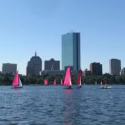 Charles River at CBC Boston Experience