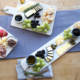 Charcuterie boards at CBC Hosting House