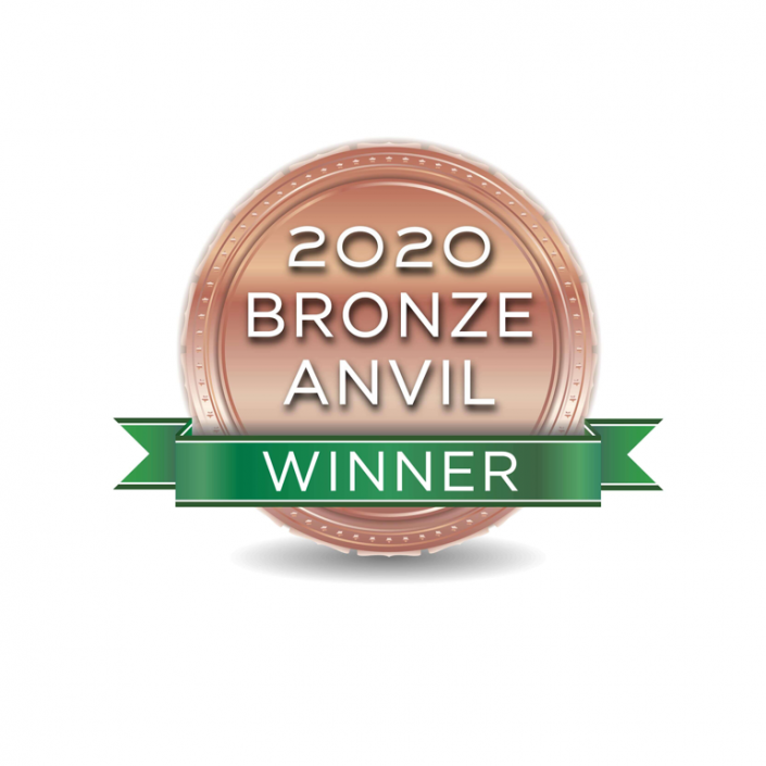 PRSA Bronze Anvil Award for Best Podcast