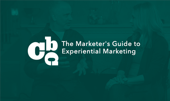 The Marketer's Guide to Experiential Marketing
