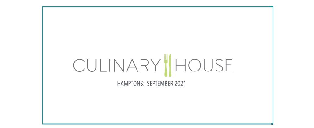 Culinary House