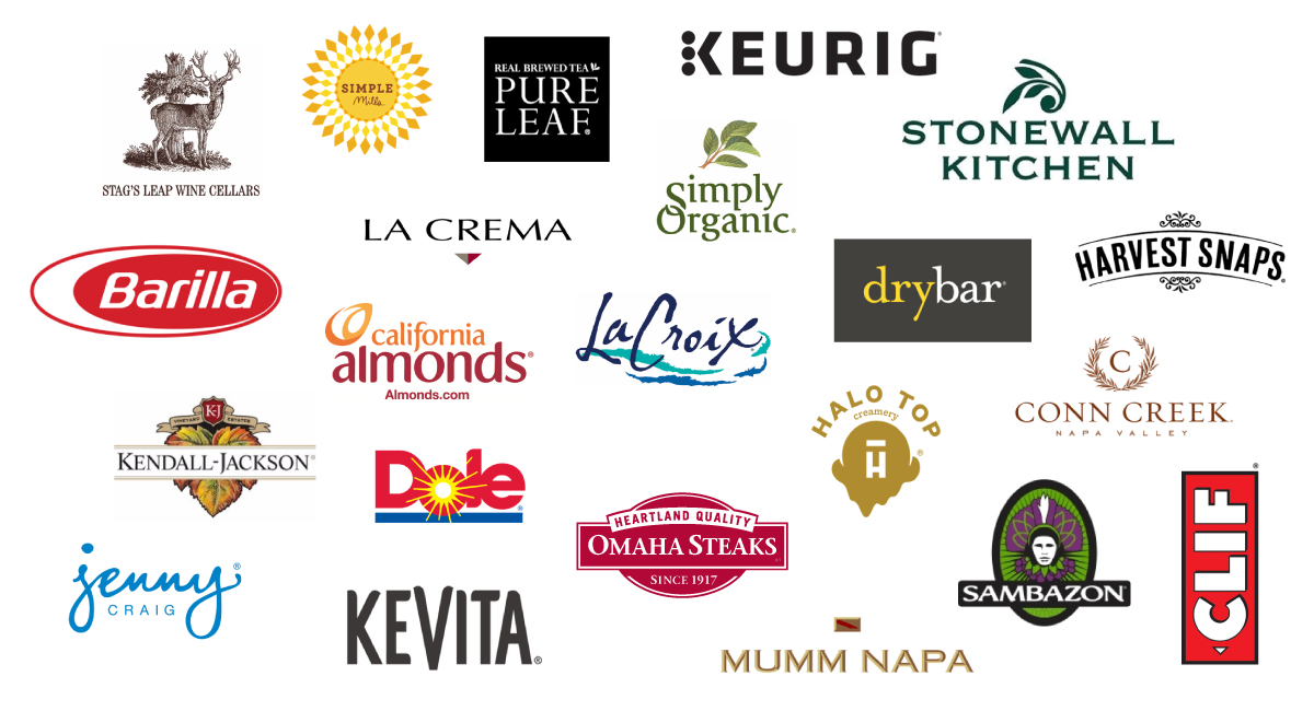 List of brands participating at Culinary House