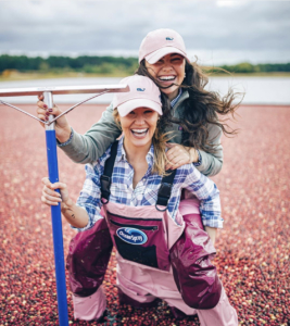 Ocean Spray and Vineyard Vines Cranberry Harvest Experiential Marketing Example
