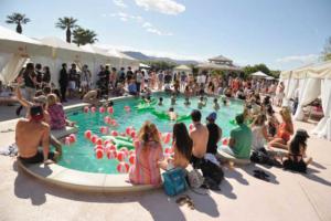 Lacoste's Luxury Experiential Event at Coachella