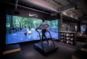 Nike Experiential Marketing Store Campaign