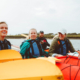 Influencers Kayaking Charleston Experience 2019