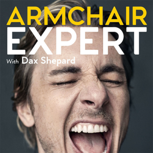 Dax Shepard's branded podcast Armchair Expert