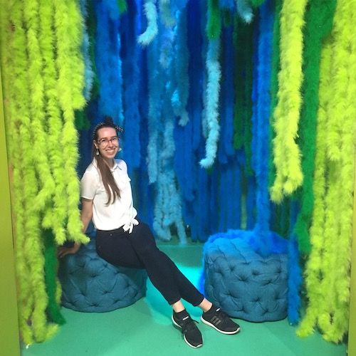 Megan Rothe at INBOUND 2019